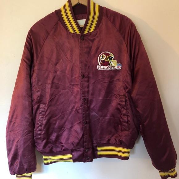 Jackets   Blazers - vintage redskins jacket c3cb322c5